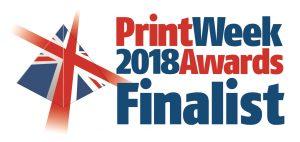 PrintWeek Finalist Logo