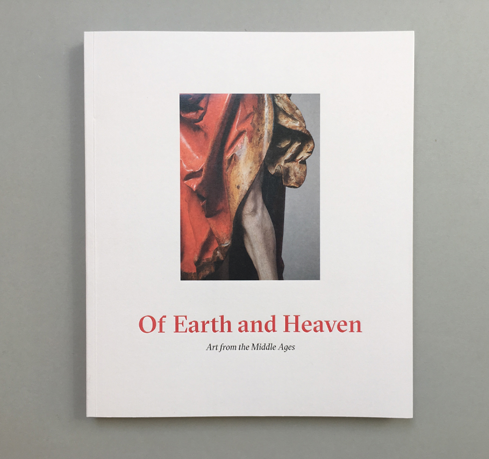 Of Earth and Heaven: art exhibition catalogue