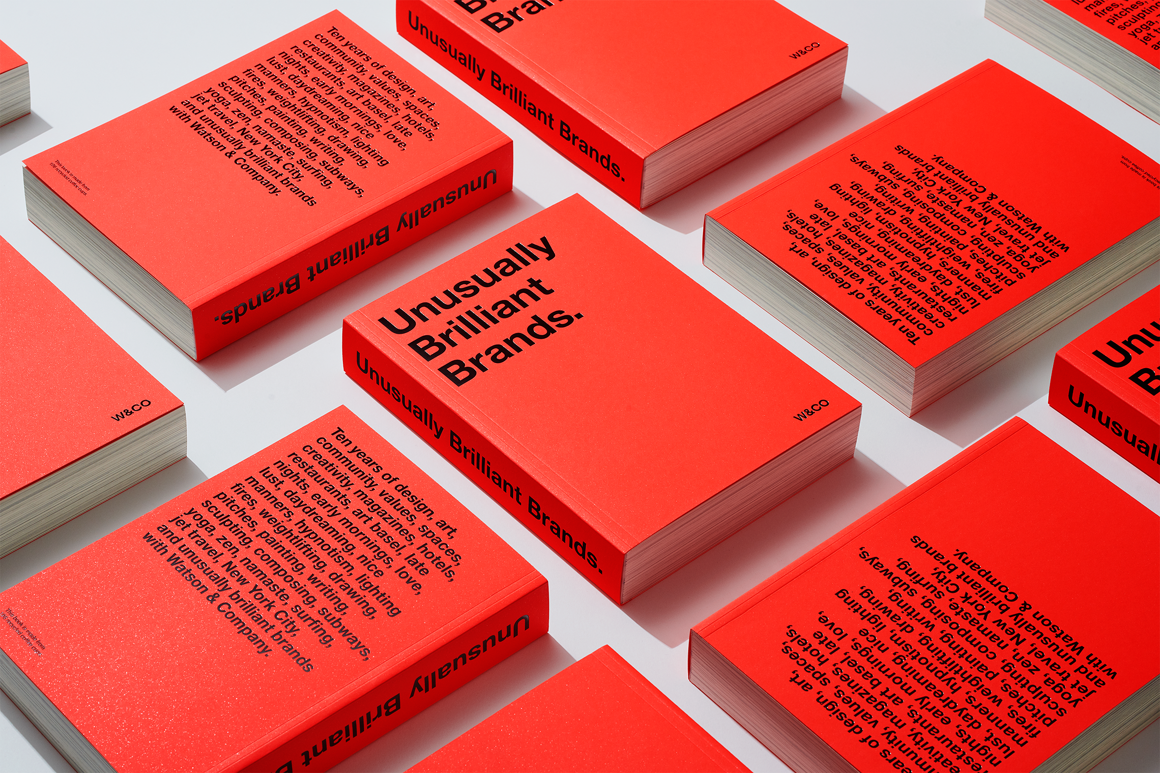 Unusually Brilliant Brands: Watson & Company portfolio