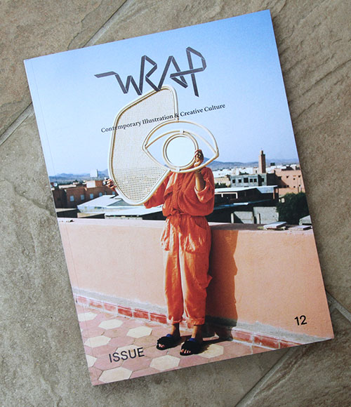 WRAP Magazine: interactive art magazine