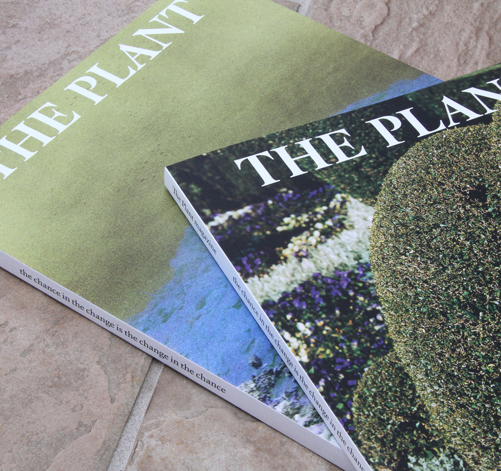 The Plant: bi-annual visual art journal