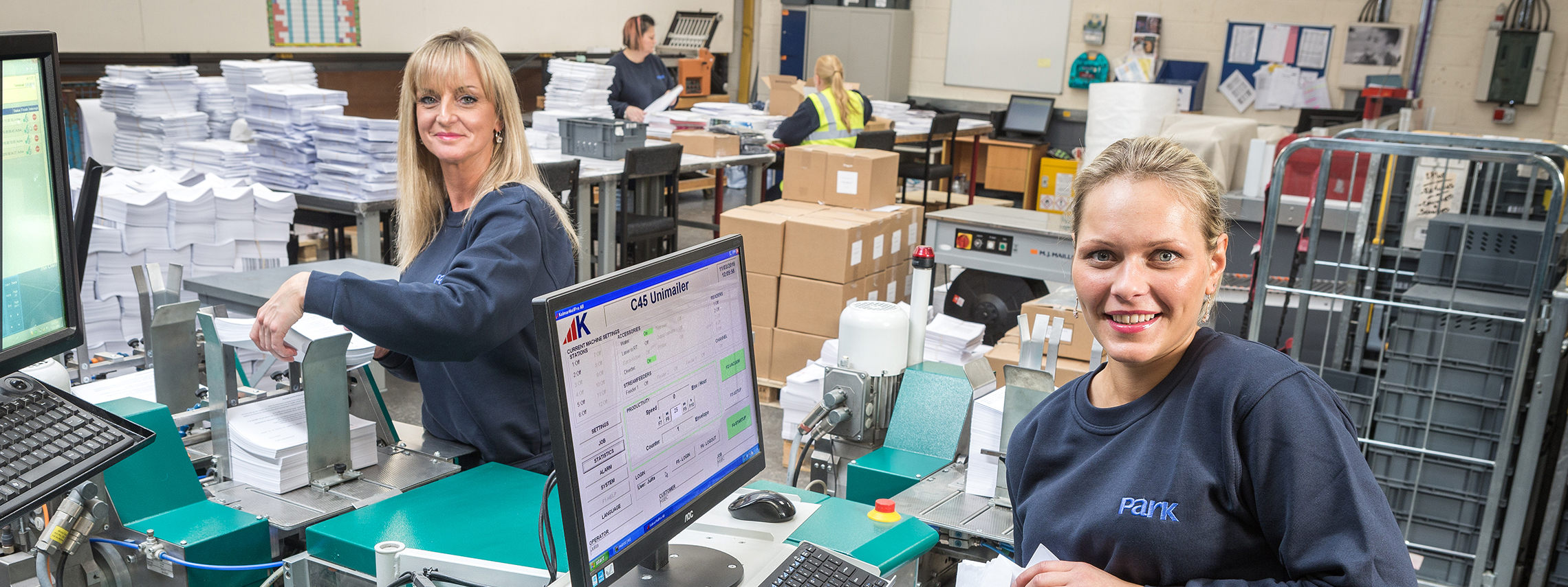 Fulfilment, mailing & distribution