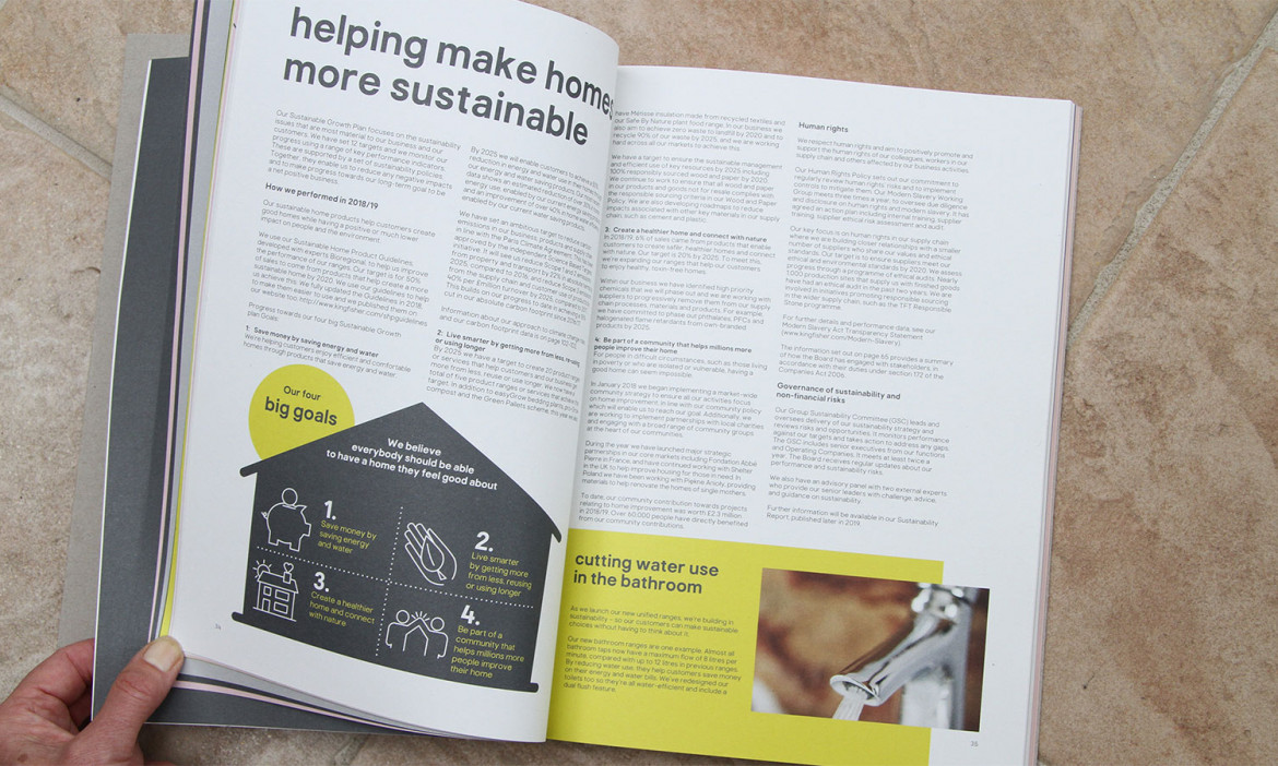 Sustainable printing report 2020