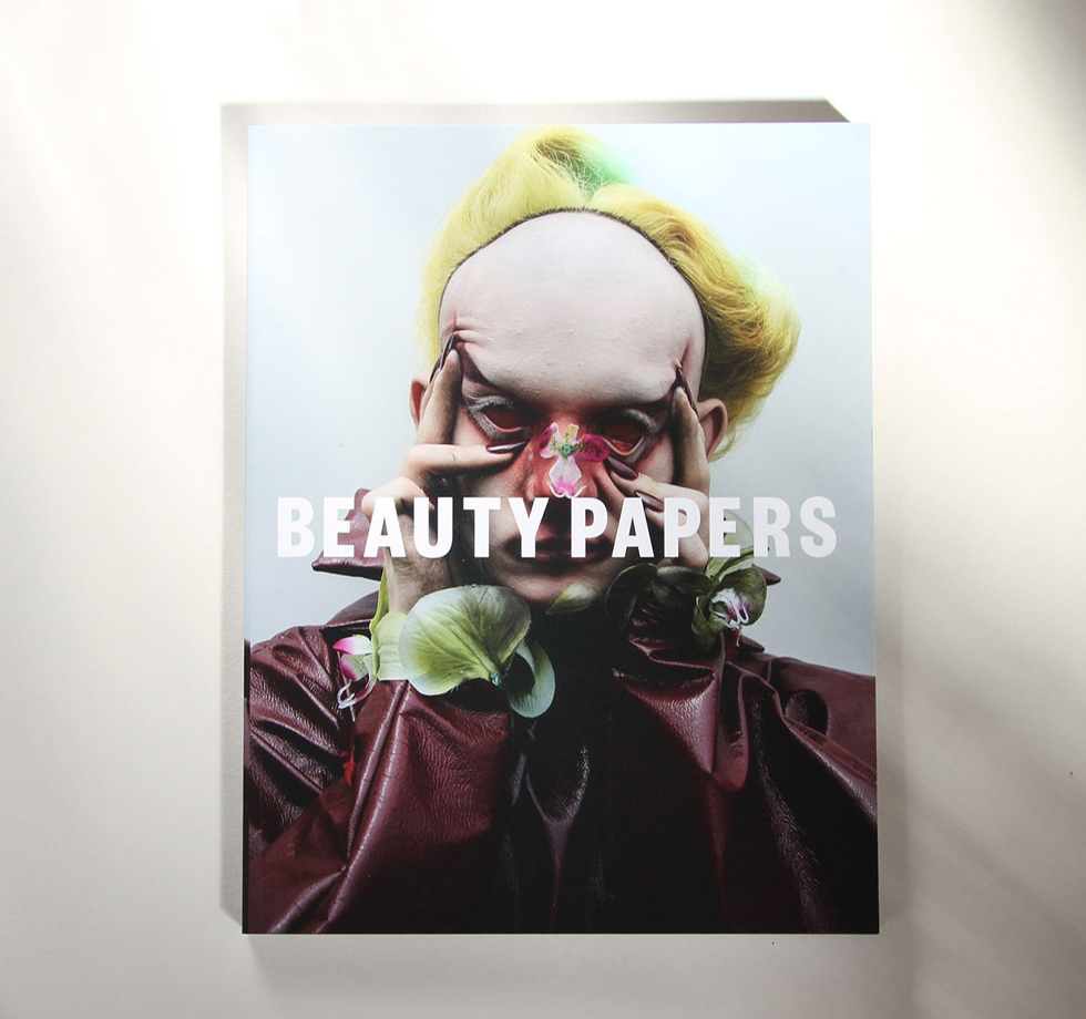 Beauty Papers: photography magazine printing