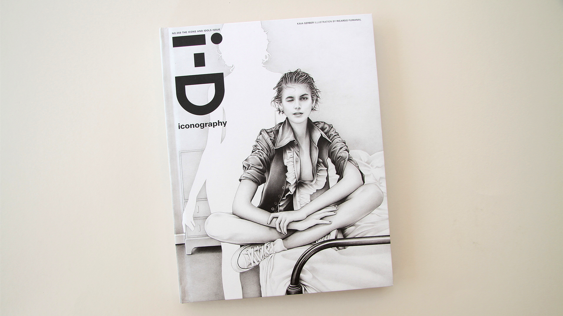 i-D Magazine: printing for global circulation