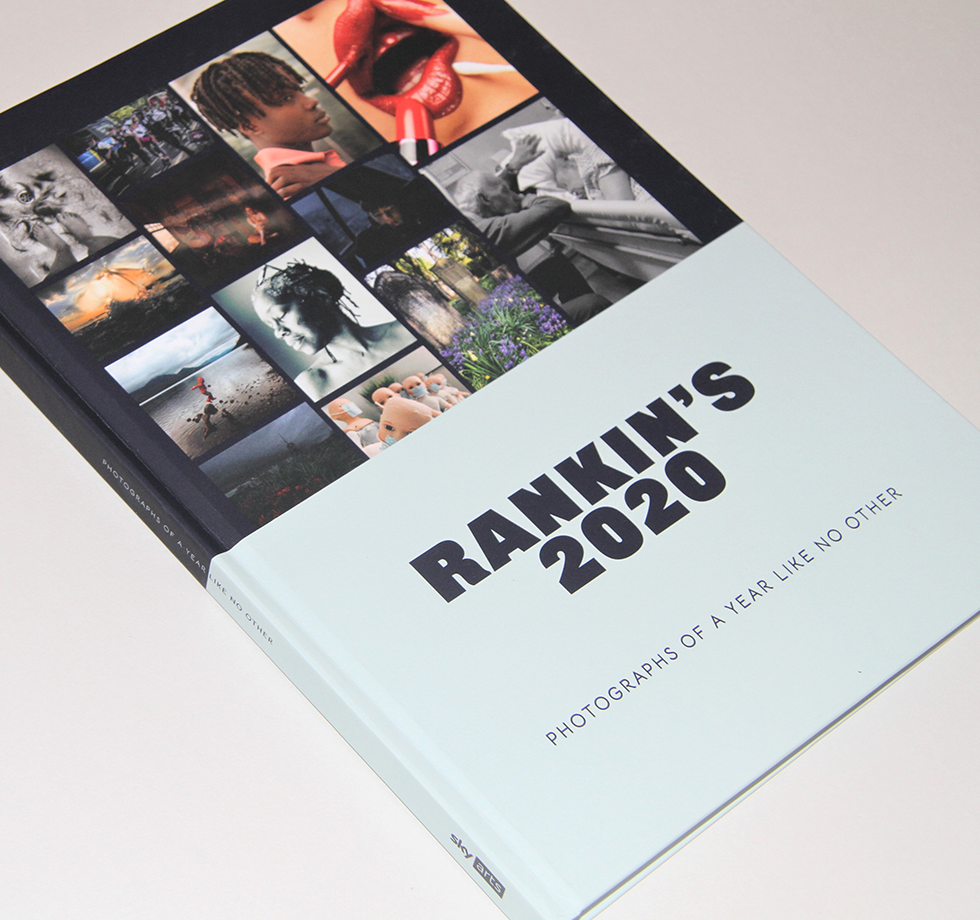 Book printing & in-house reprographics for Rankin's 2020