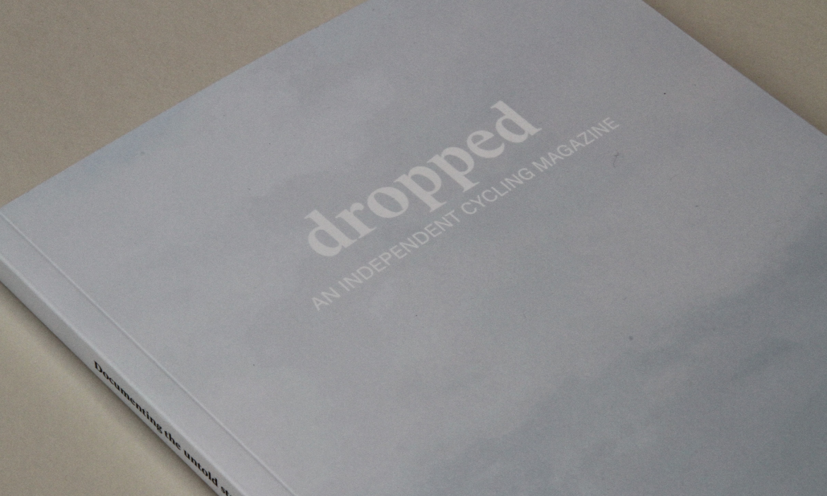 dropped magazine