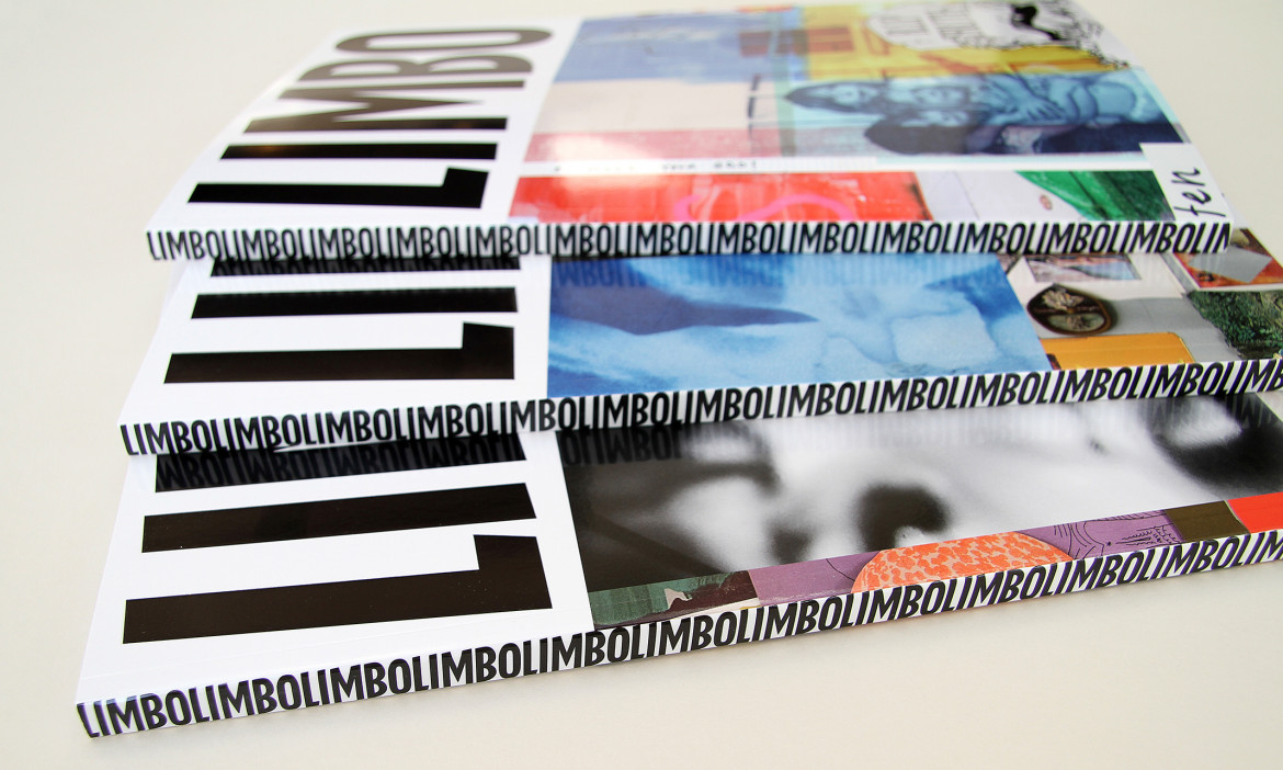 limbo magazine spine high bulking paper